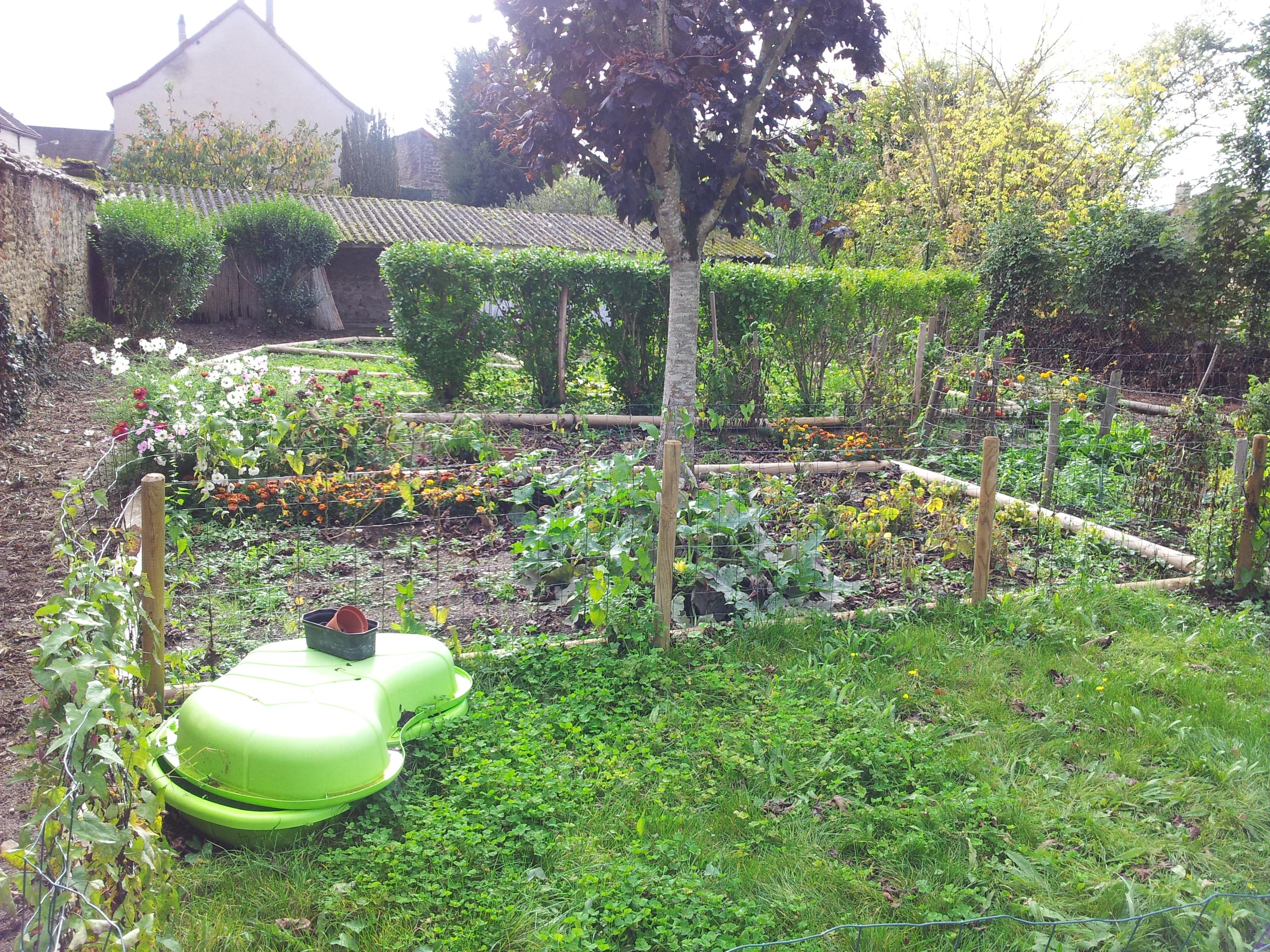 Jardin partagé