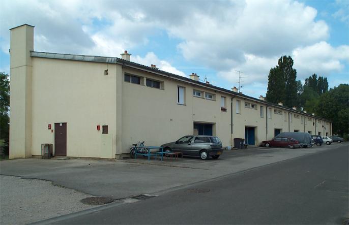 Immeuble - 360 rue de la motte Beaune