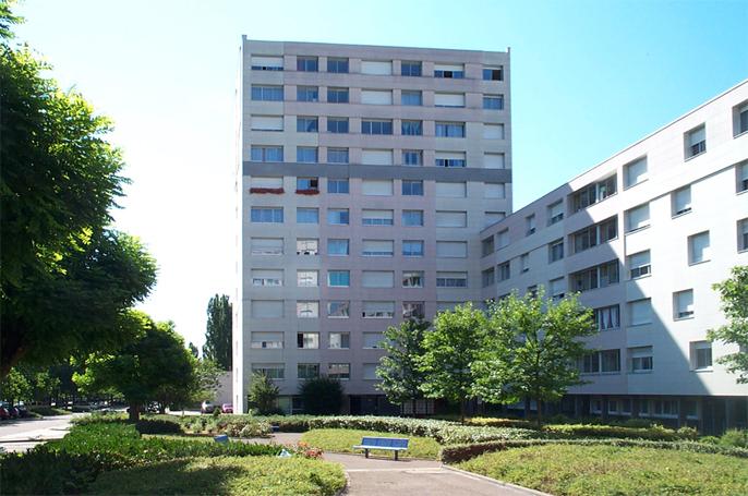 Immeuble - 1 allee de thann Dijon