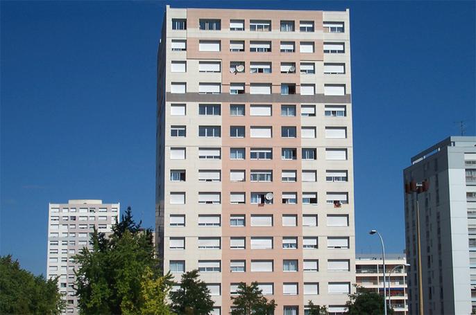 Immeuble - 16 allee de beauce Dijon