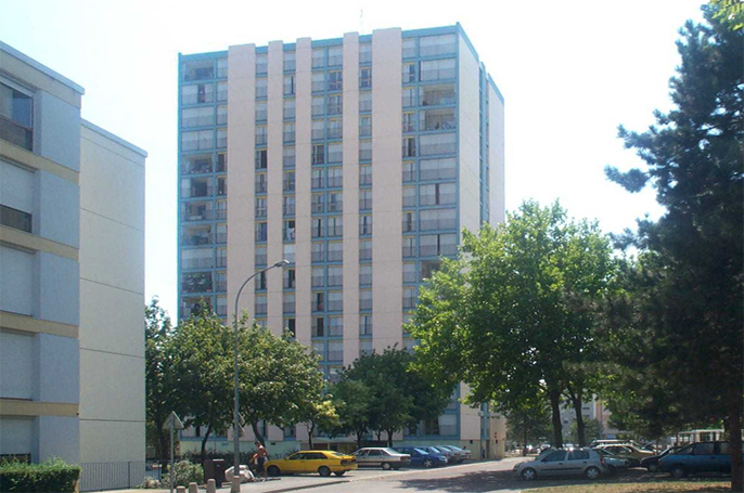 Immeuble - 12 rue ernest renan Chenôve