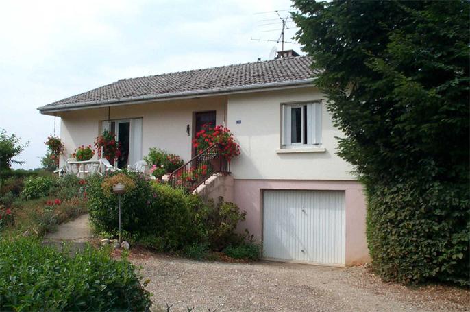 Maison -  rue des murots Fontaine-Française