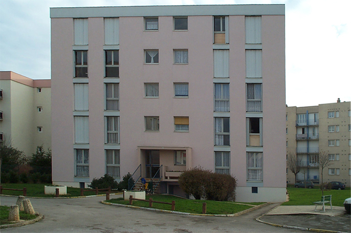 Immeuble - 6 rue jean mermoz Nuits-Saint-Georges