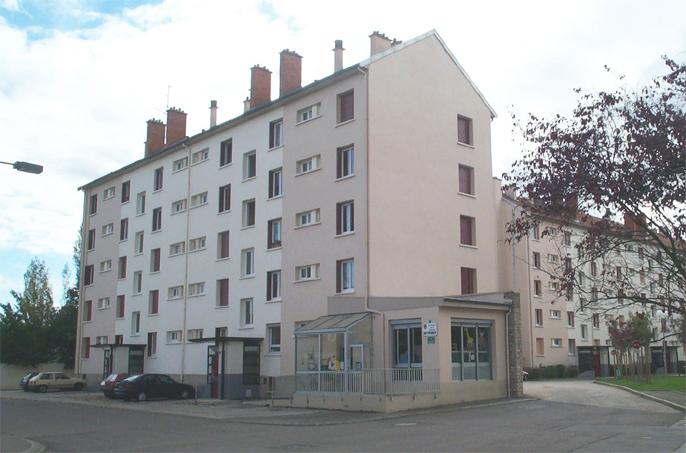 Immeuble - 5 rue du muguet Longvic