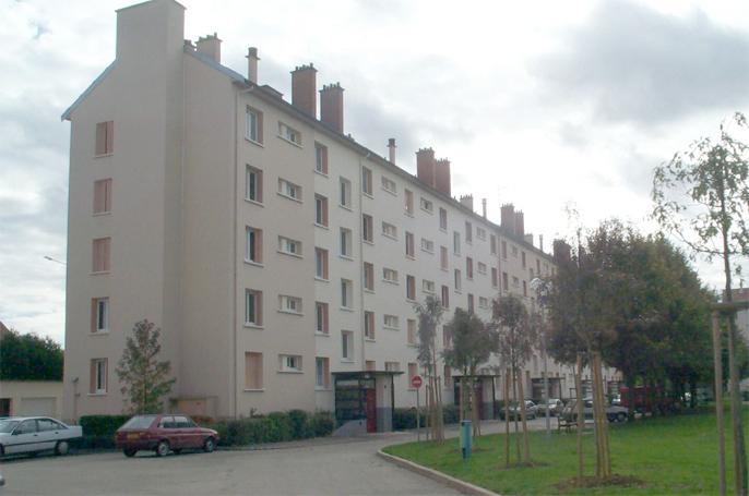 Immeuble - 55 rue guynemer Longvic