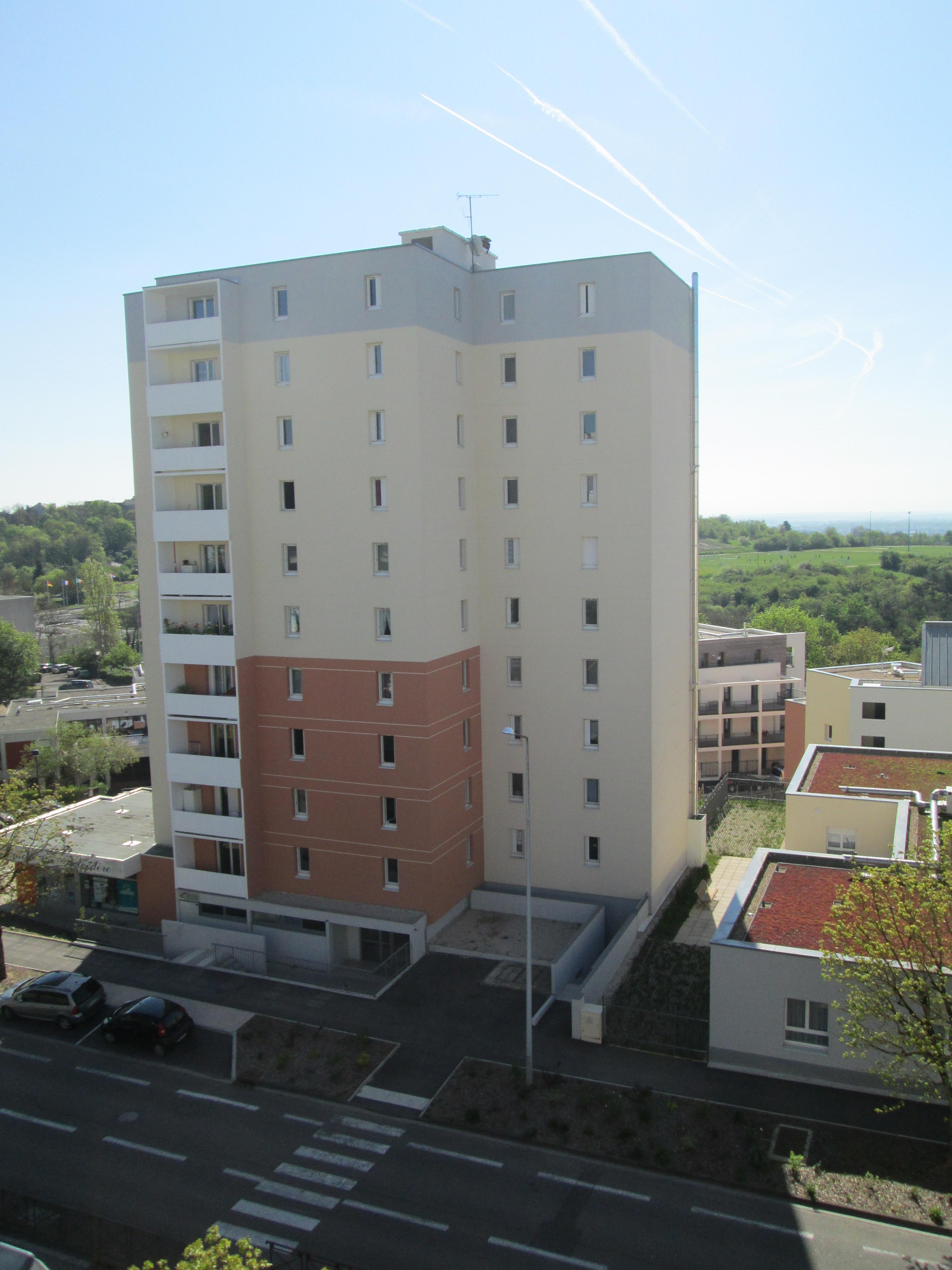 Immeuble - 11 avenue du mail Talant