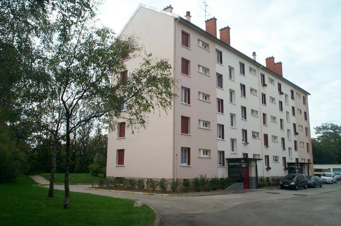 Immeuble - 56 rue guynemer Longvic