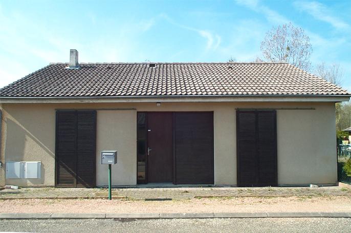 Maison - 20 la petite plaine Auxonne