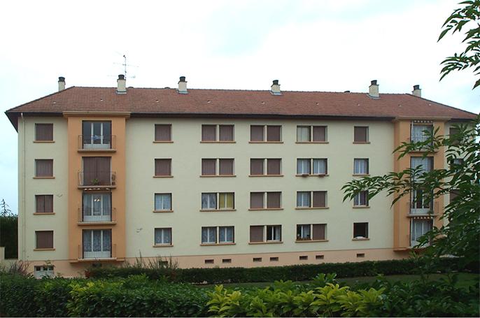 Immeuble -  rue du bastion-charmilles Saint-Jean-de-Losne