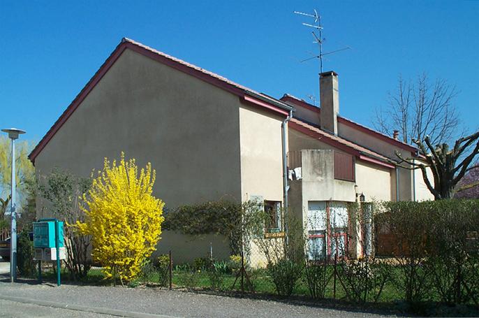 Maison -  la petite plaine Auxonne