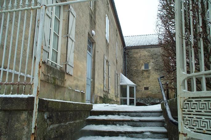 Immeuble - 11 rue aux serains Fontaines-en-Duesmois