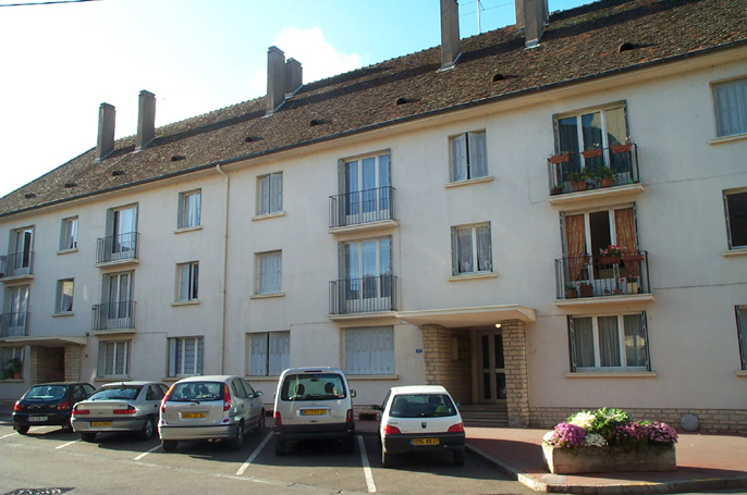 Immeuble - 10 rue louis very Beaune