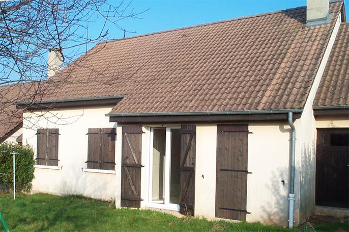 Maison -  route de villerin La Roche-en-Brenil
