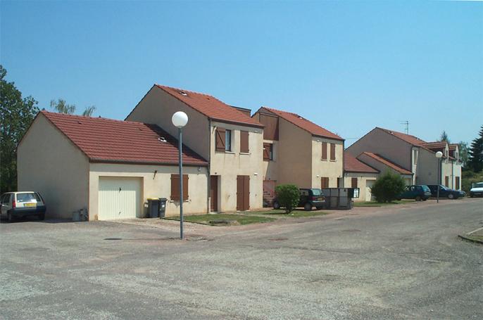 Immeuble - 10 impasse de la renaudine Corpeau