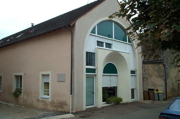 Immeuble - 7 rue marey monge Pommard