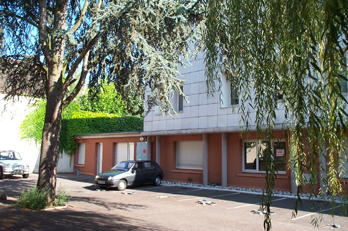 Immeuble - 7 rue parmentier Dijon
