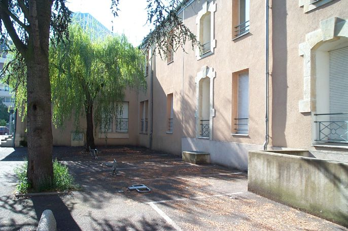Immeuble - 7 A rue parmentier Dijon