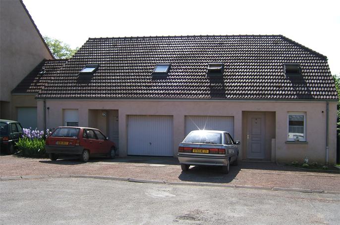 Maison - 18 allee de la garenne Mirebeau-sur-Bèze