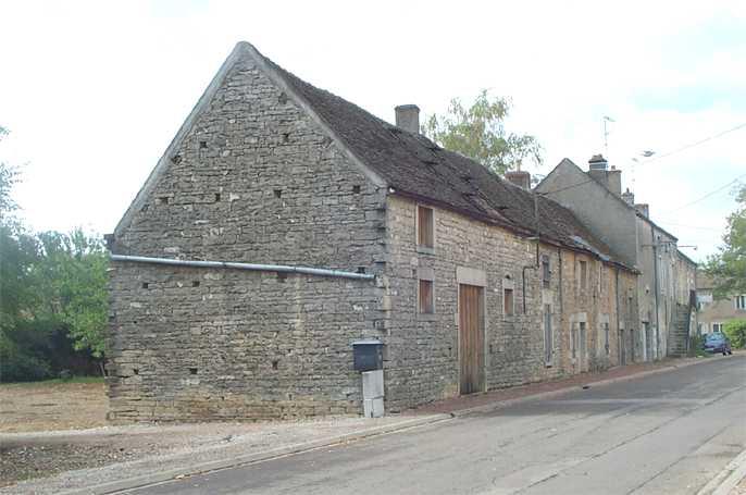 Maison - 3 rue du petit paris Corgoloin