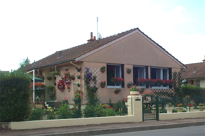Maison - 2 rue de la cite verte Seurre