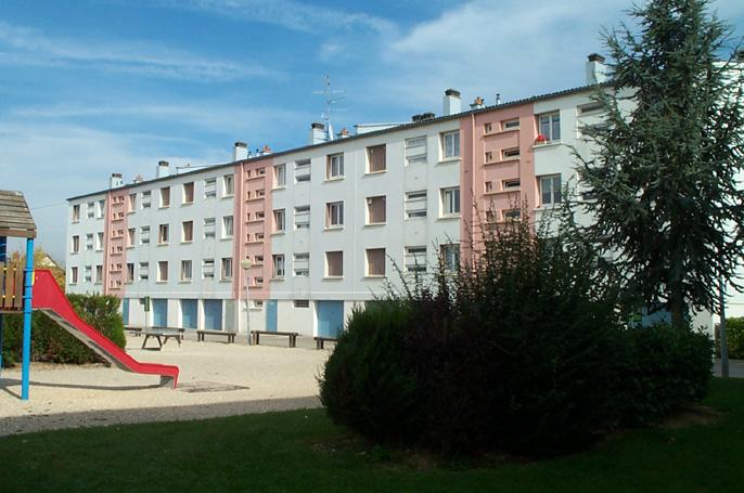 Immeuble - 2 rue de la colombiere Auxonne