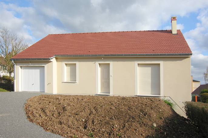 Maison - 4 rue charles picard Arnay-le-Duc