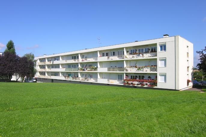 Immeuble -  les balcons des crais Asnières-lès-Dijon