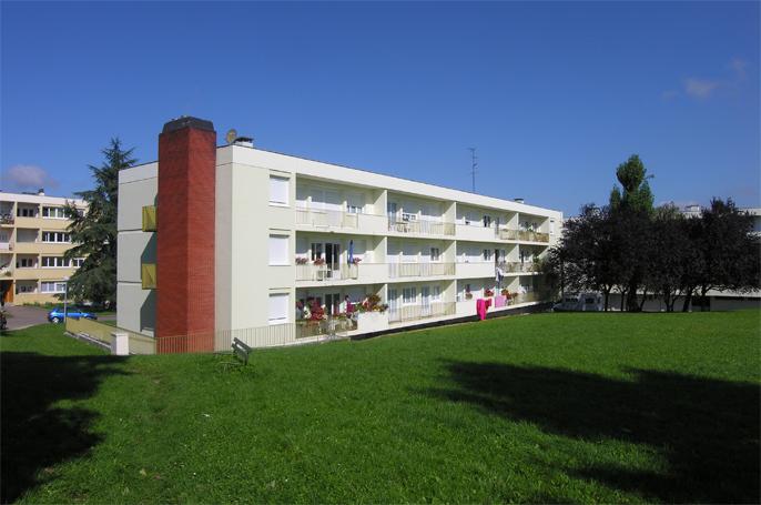 Immeuble -  rue alphonse daudet Asnières-lès-Dijon