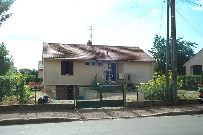 Maison - 10 rue de la cite verte Seurre