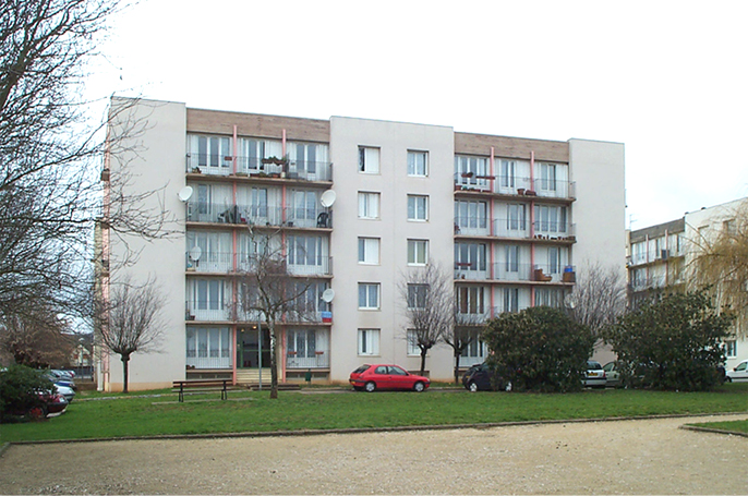 Immeuble - 2 rue jean mermoz Nuits-Saint-Georges