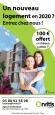 T2 de 52,5 m² - 18 rue de cari Semur-en-Auxois