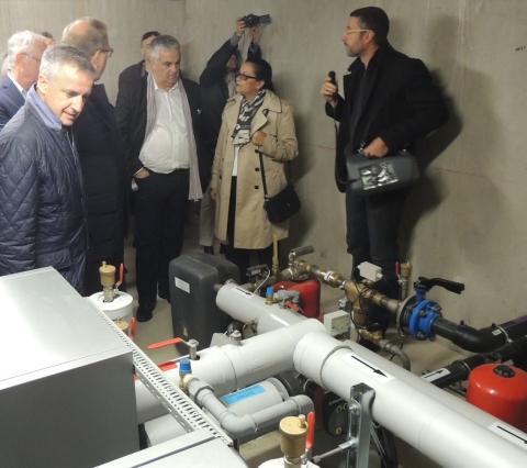 Explications sur le fonctionnement des pompes à chaleur eau/eau